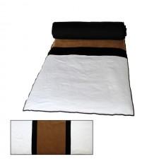 Edredon velours Mumbai 85X200 - Harmony Textile