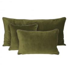 Coussin velours DELHI 45X45 - Harmony Textile