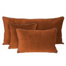 Coussin velours DELHI 40X60 - Harmony Textile