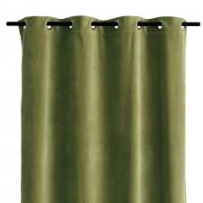 Rideau velours DELHI 135X300 - Harmony Textile