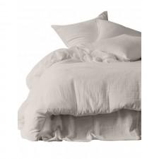 Taie d'oreiller Voile de coton DILI - Harmony Textile