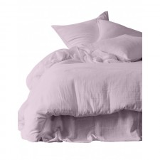 Taie d'oreiller Voile de coton DILI Fin de Série - Harmony Textile