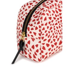TROUSSE MAQUILLAGE WHITE HEARTS BIG BEAUTY - Wouf