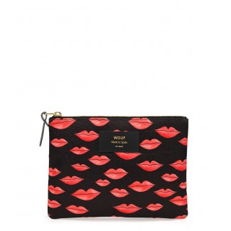 POCHETTE BESO LARGE POUCH Wouf