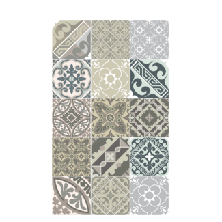 TAPIS ECLECTIC E4