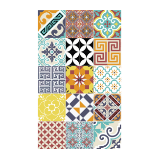TAPIS ECLECTIC E10 SUMMER