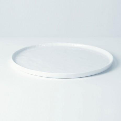 ASSIETTE PLATE DIA27 CM PORCEL - Pomax