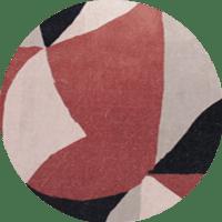 Edredon velours ARTY 85X200 en coloris NOISETTE - Harmony Textile